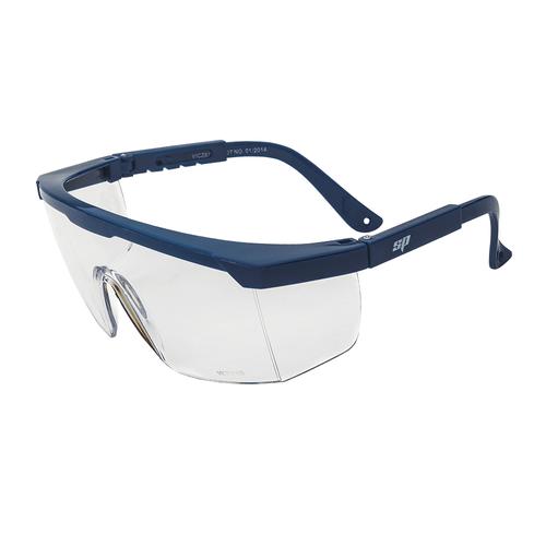 lente-de-seguridad-nitro-claro-marco-cobalto-af