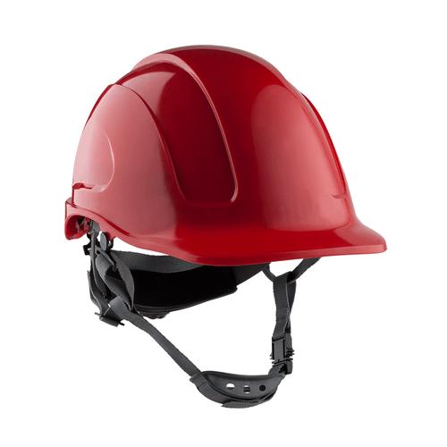 casco-steelpro-montaña-abs-rojo