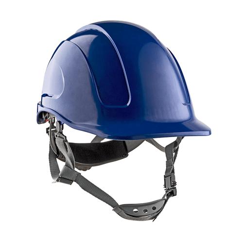casco-steelpro-montaña-abs-azul