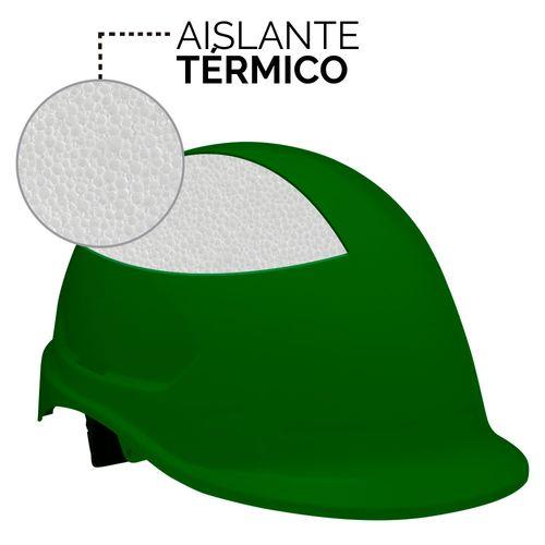 Casco-Aislante